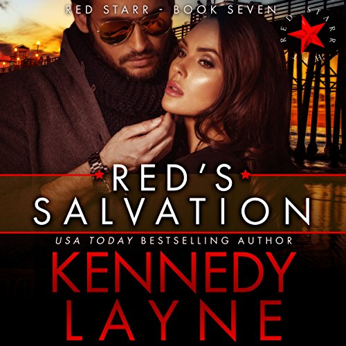 Red's Salvation audiobook cover art