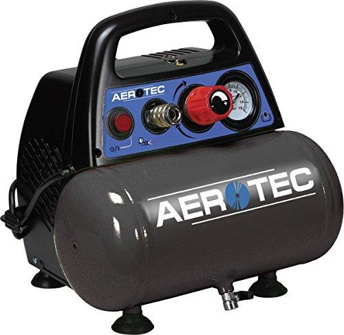 Aerotec 200664 Kompressor tragbar-ölfrei Airliner 6 8 bar-230 Volt, 230 V