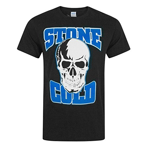 Herren - WWE - Stone Cold Steve Austin - T-Shirt (S)