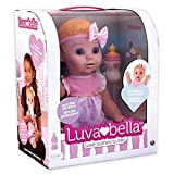 Luvabella 6039298 - Interaktive Puppe mit Sprachfunktion - DEUTSCHE Version