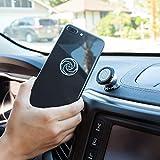 Universal Handyhalterung Auto Magnet, Humixx 360 °Einstellbare Smartphone Halterung Auto...