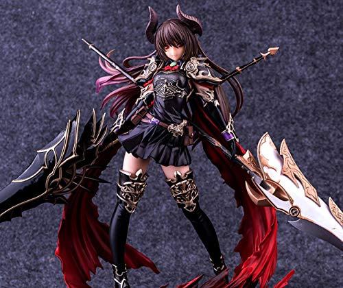 Anime Game Rage of Bahamut Dark Dragon Knight Deardragoon Forte The Devoted Kotobukiya 28 CM Action Figure Toy No BOX