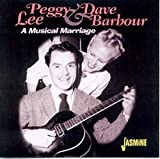 album cover: Peggy Lee and Dave Barbour A Musical Marriage