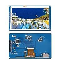 ディスプレイモジュール、7インチTft LCDディスプレイモジュール800X480タッチスクリーンAvr Stm32アームSSD1963電子部品ツールタッチスクリーンLCDディスプレイ