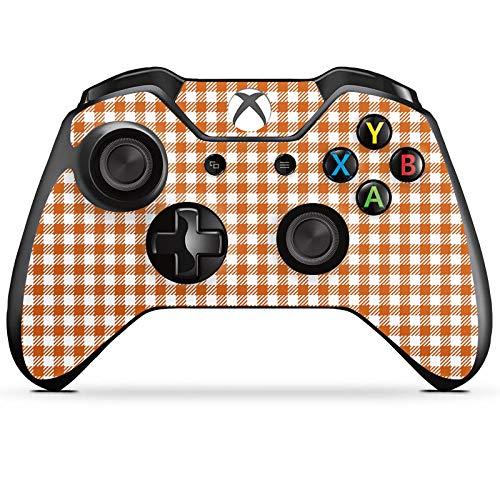 Skin kompatibel mit Microsoft Xbox One Controller Aufkleber Folie Sticker Karo Picknick Decke