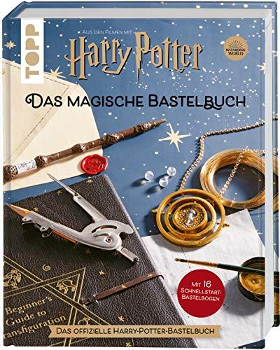Harry Potter - Das magische Bastelbuch:...