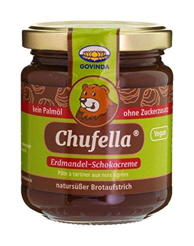 Govinda Bio Chufella Erdmandel-Schokocreme, 220 g