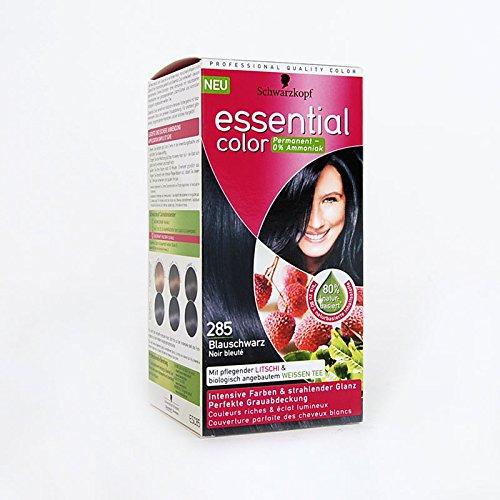 Schwarzkopf Essential Color Haarfarbe 285 Blauschwarz