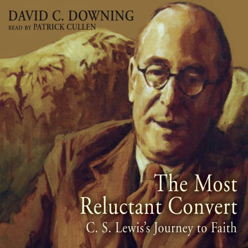 The Most Reluctant Convert audiobook cover art