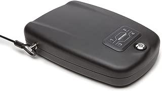 Winchester Safes Defender by RFID Handgun Safe, Flat Black, 1 Gun Capacity,