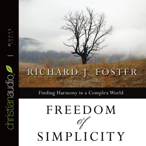 Freedom of Simplicity audiobook cover art