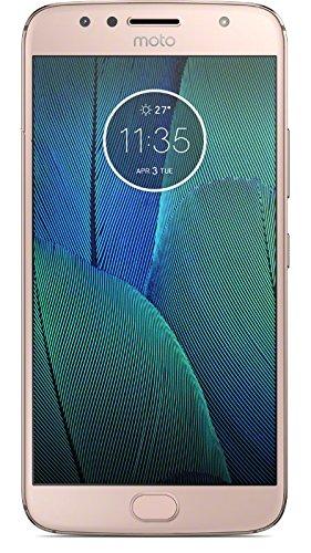 Motorola MOTO G5S Plus XT1806 32GB Factory Unlocked Cell Phone Blush Gold