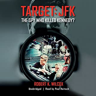Target: JFK audiobook cover art