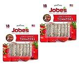 Jobe's Tomato Fertilizer Spikes, 6-18-6 Time Release Fertilizer for...