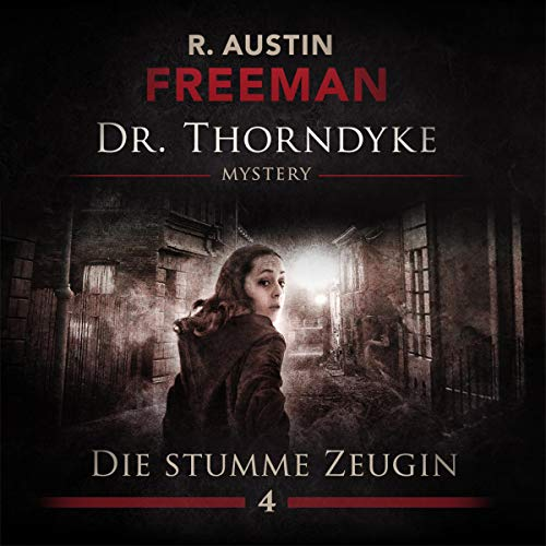 Die Stumme Zeugin audiobook cover art