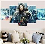 CHENDA Wand-dekor Movie Jon Snow Game of Thrones - Film