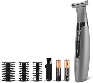 GUISE ETIQUETTE - Wet Dry OneTrim Electric Shaver (S08 Ion Series) for Beard, Neck & Facial Hair | Shower Safe Beard Trimm...