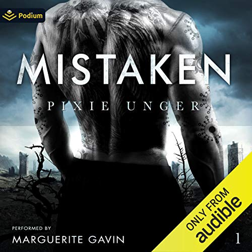 Mistaken Audiobook By Pixie Unger cover art