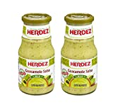 Herdez Guacamole Salsa (MILD) - 15.7 Ounces Pack of 2