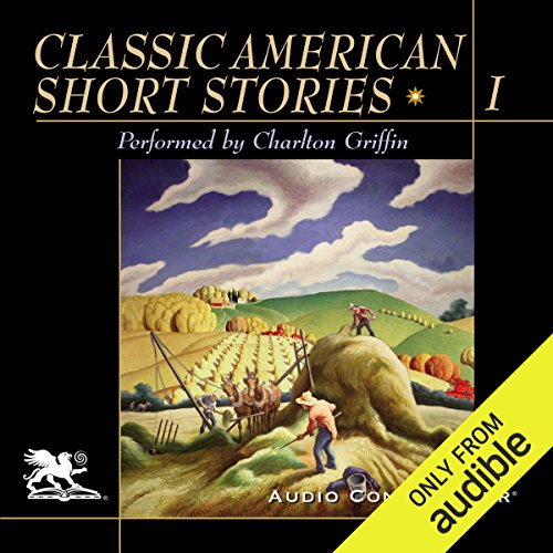 『Classic American Short Stories, Volume 1』のカバーアート