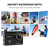 Zoom IMG-2 crosstour action cam sport wifi