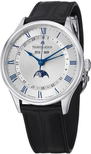 Maurice Lacroix Masterpiece Tradition Phases de Lune MP6607-SS001-110