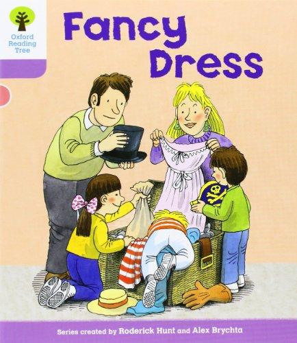 Oxford Reading Tree: Level 1+: Patterned Stories: Fancy Dressの詳細を見る