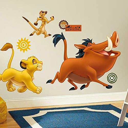 Disney 'RoomMates König der Löwen Giant Wandtattoo