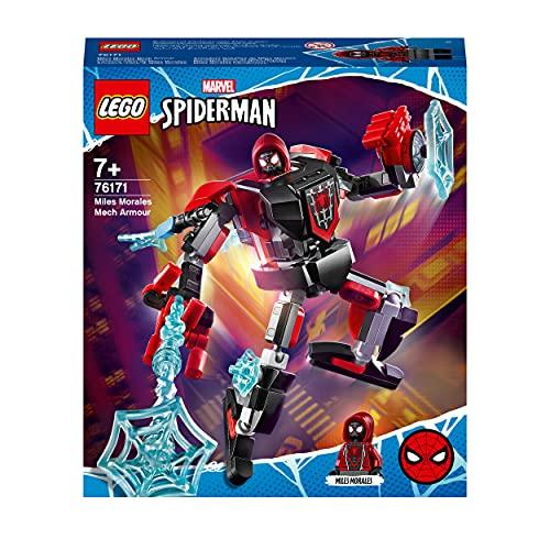 LEGO Super Heroes Battaglia sulla Torre, Set di Costruzioni Ricco di Dettagli per Bambini +8 Anni e per i Fan Marvel Avengers, 76166