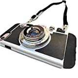 New 3D Camera case for iPhone, New Phone Case Vintage Camera (for iPhone xr)