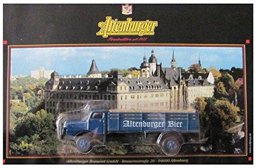 Altenburger Brauerei Nr.20 - Bier - IFA S4000 - LKW Oldie