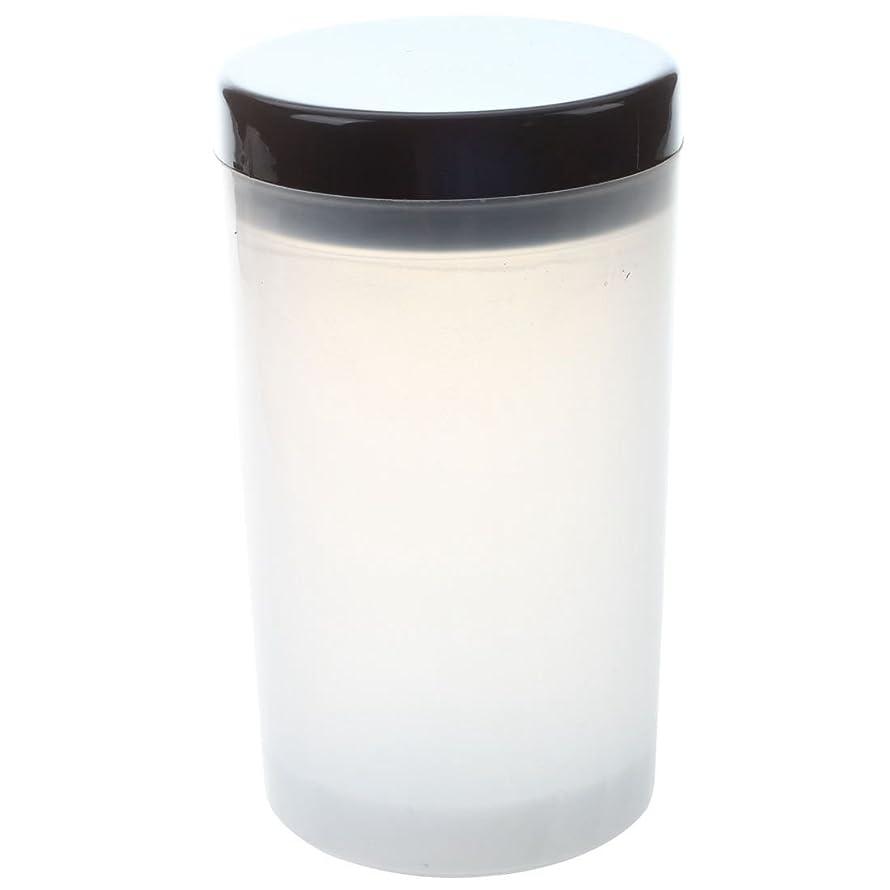 遺産これまで曲げるSODIAL ネイルアートチップブラシホルダー リムーバーカップカップ浸漬ブラシ クリーナーボトル