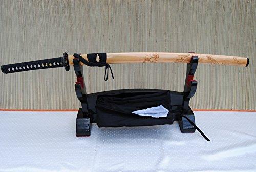 Handgeschmiedetes-Gefaltetes Samurai Schwert Katana