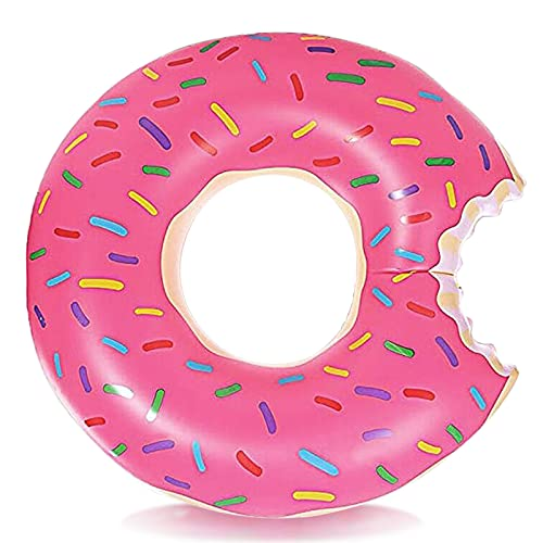 DMAR Pool Floats Donut Inflatables Donut Tube Pool...
