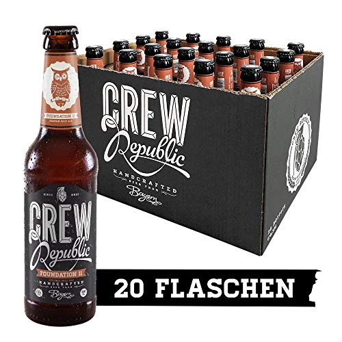 CREW Republic Craft Beer Foundation 11, German Pale Ale (20 x 0,33 l)