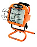 Woods L33 Cci Contractor Portable Work Light with...