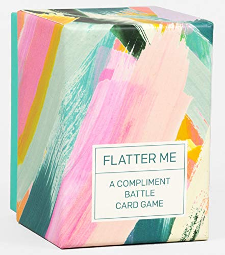 Flatter Me: A Compliment Battle Card Game