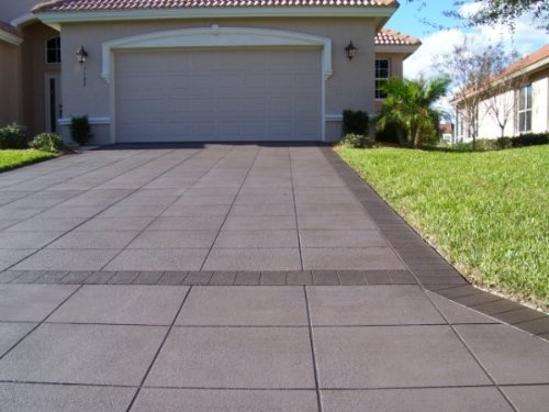 LastiSeal Concrete Stain & Sealer (5-gal.) - Waterproofs & Stains Concrete in One Step! (Harvest Gold)
