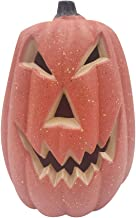 Amosfun Halloween Glowing Pumpkin Lantern LED Light House Lantern Prop Party Decoration