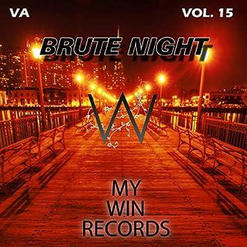 Brute Night, Vol. 15