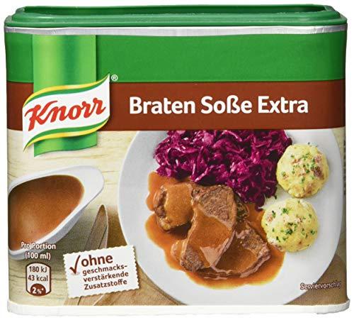 Knorr Braten Soße Extra Dose 2,5 Liter