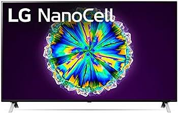 LG 55NANO85UNA Alexa Built-In NanoCell 85 Series 55  4K Smart UHD NanoCell TV  2020