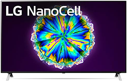LG 55NANO85UNA Alexa Built-In NanoCell 85 Series 55u0022 4K Smart UHD NanoCell TV (2020)