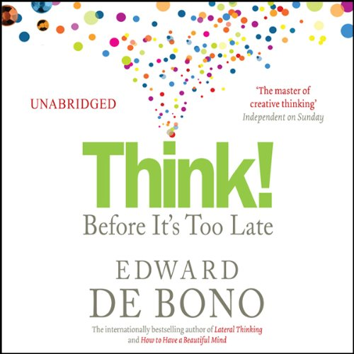Think! Before It's Too Late cover art