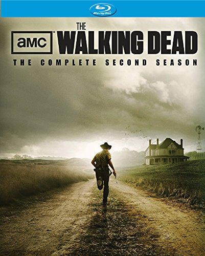 Walking Dead Season 2 Blu Ray