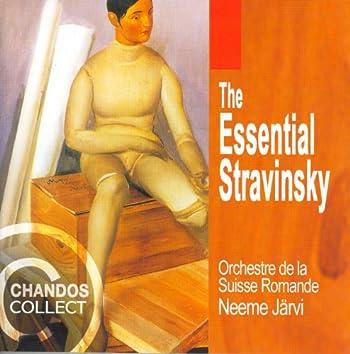 Stravinsky: Essential Stravinsky (The)