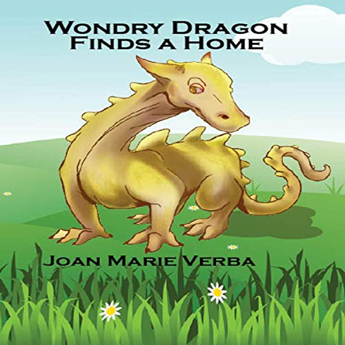 Wondry Dragon Finds a Home audiobook cover art