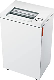 ideal. 2445 Cross-Cut Paper Shredder, Continuous Operation, Shreds 11-13 Sheets at a time, 9-Gallon Bin, Shred Staples/Paper Clips/Credit Cards, Designed for 3-4 Users, P-4 Security Level