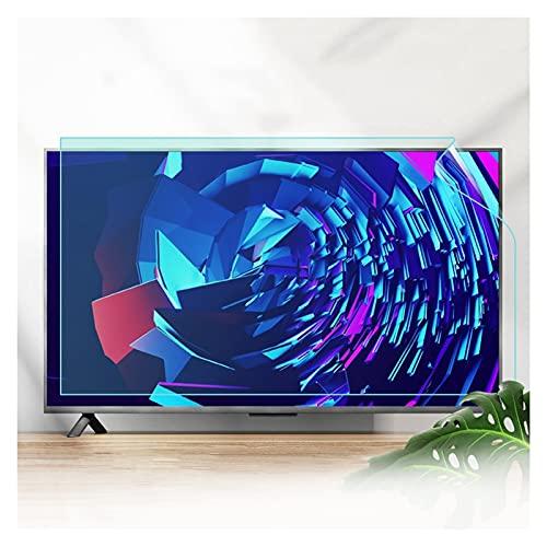 ASPZQ LG 32-75 Pulgadas Protector Pantalla LED Smart TV Proteger Ojos Filtro Luz Azul Anti Accesorios TV, Varios Tamaños (Color : Matte Version, Size : 32 Inch 698 * 392mm)