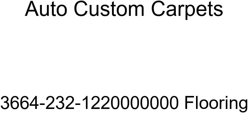 Auto Custom favorite Carpets 3664-232-1220000000 Flooring 5 ☆ very popular